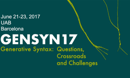 Generative Syntax 2017: Questions, Crossroads and Challenges
